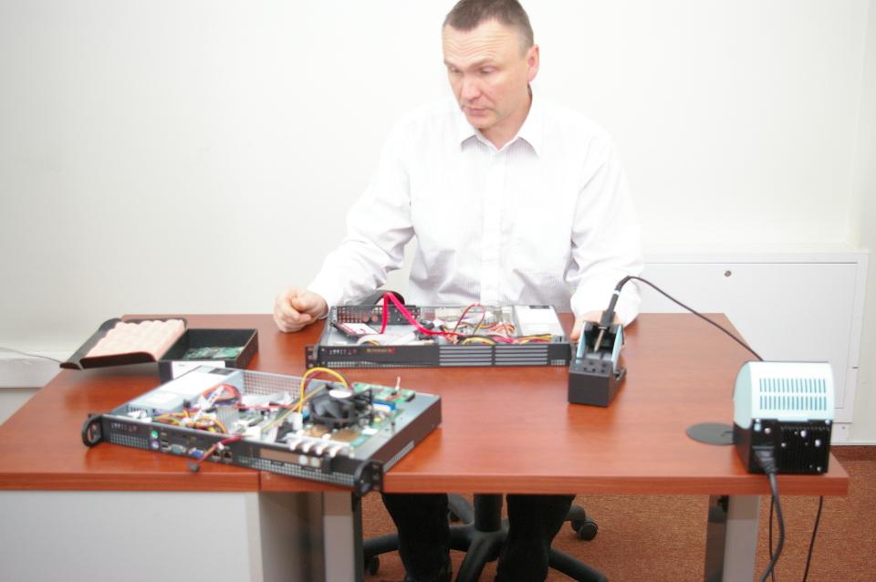 UAB ARCUS NOVUS konstruojamas RipFrame.